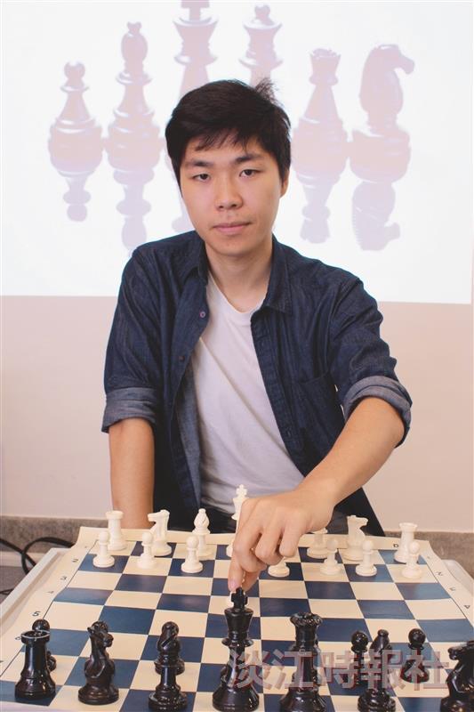 德文四林重佑 步步為營西洋棋人生