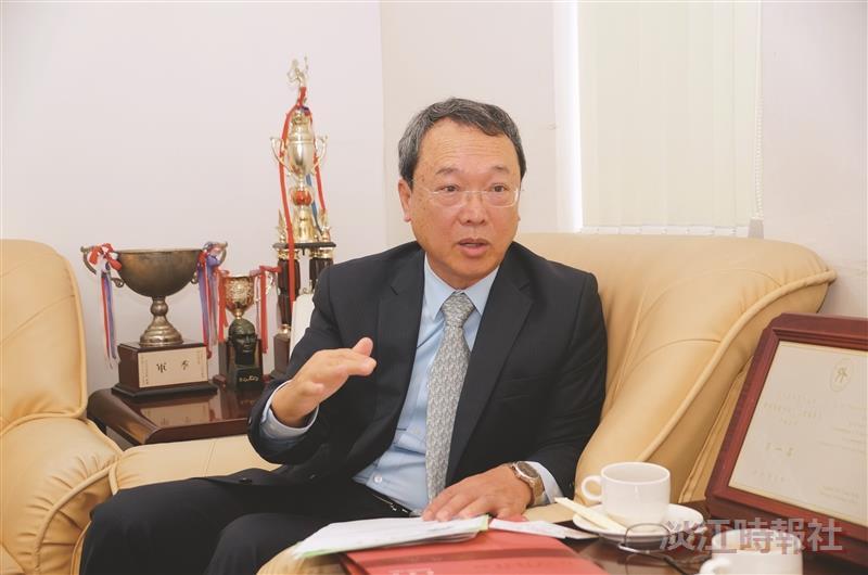 駐智利大使陳新東 交流軟實力 助鞏固友邦情誼