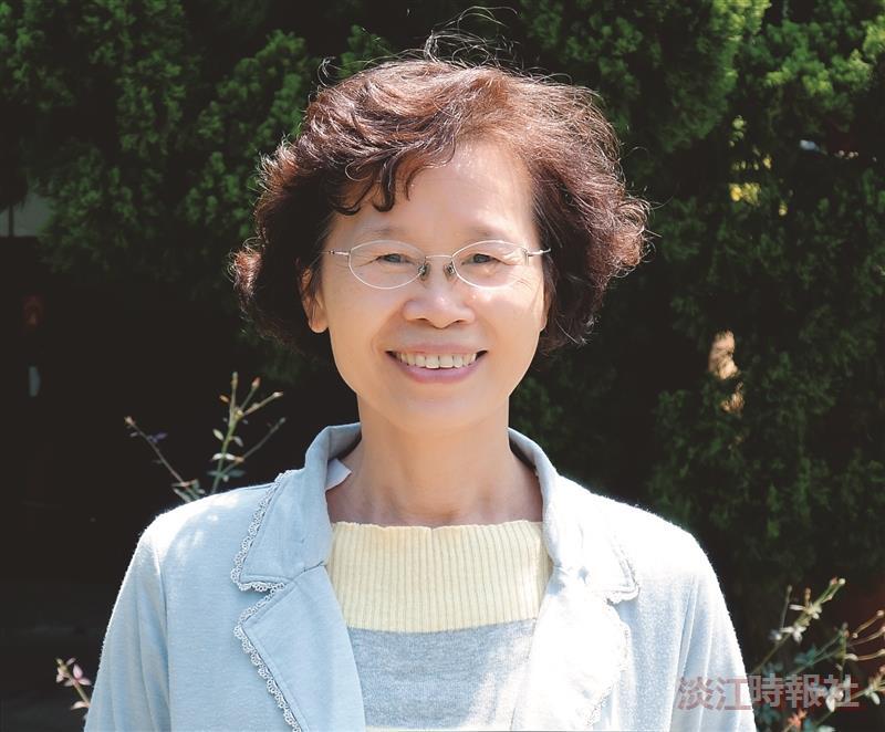 104學年度新任二級主管--招生組組長黨曼菁