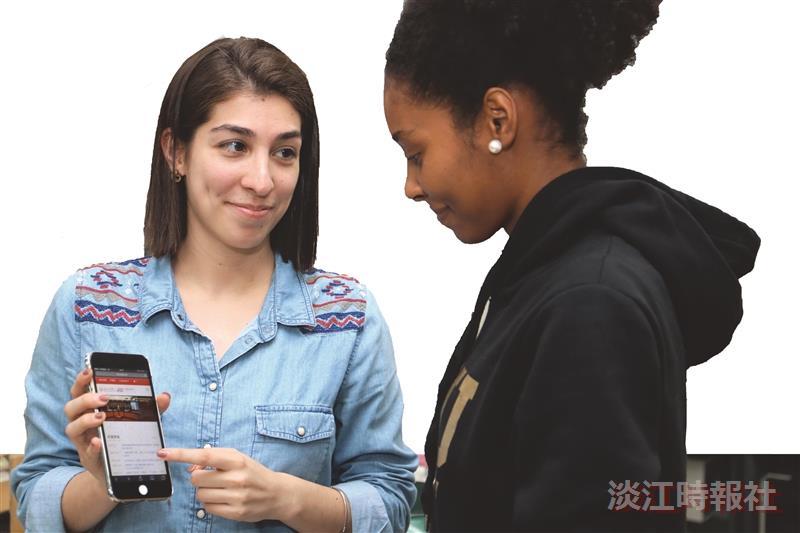 【品德之星】國企四席安婷同理心關懷外籍同學大小事