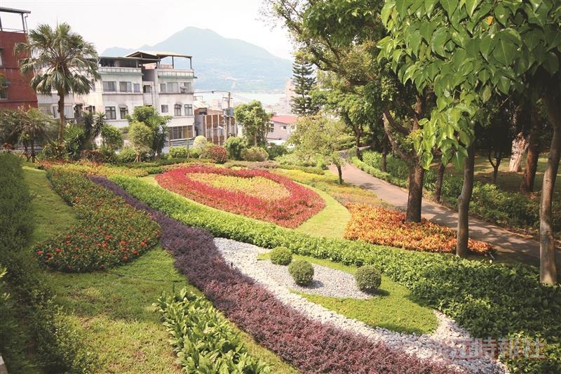 校園新貌 驚聲大樓 歐式花園 接軌國際