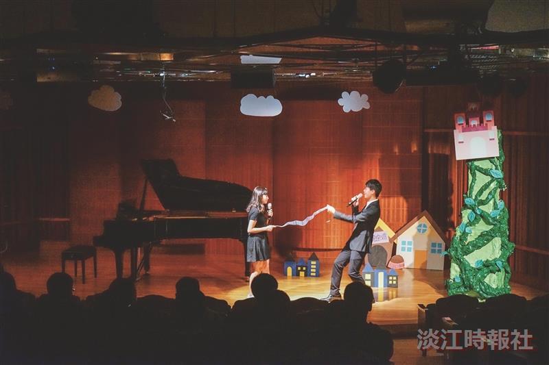 傑克與豌豆 鋼琴社童話音樂融化樂迷