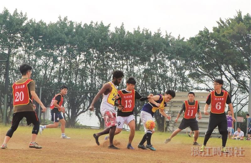 第七屆境外生球類競賽