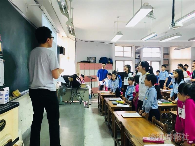 鄧公國小教唱