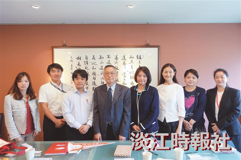 日本筑波大學來訪 預告台灣研究系列活動