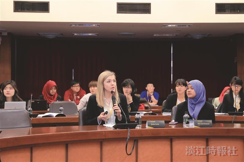 9國青年領袖聚焦全球議題