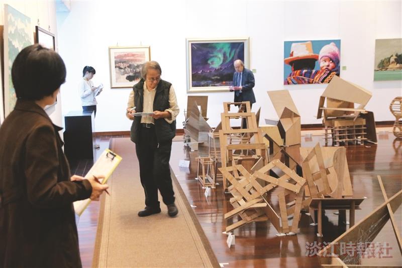 學生裝置藝術賽建築3生奪冠