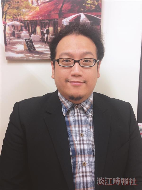 學務處/諮商輔導組組長許凱傑