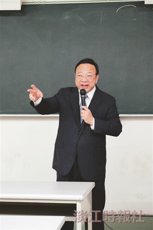 劉維琪談台灣高鐵財務再造