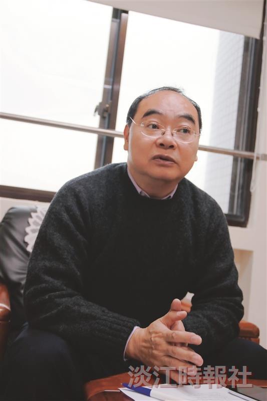 新任主管大陸所所長李志強 開拓生源打造大陸所品牌