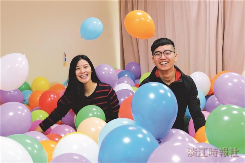 氣球社 氣球遊樂園