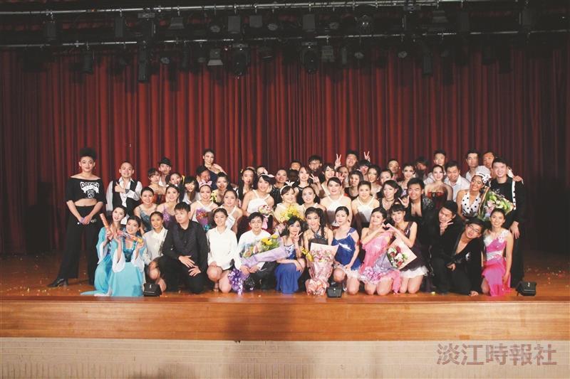 國際標準舞研習社 5校6社舞展