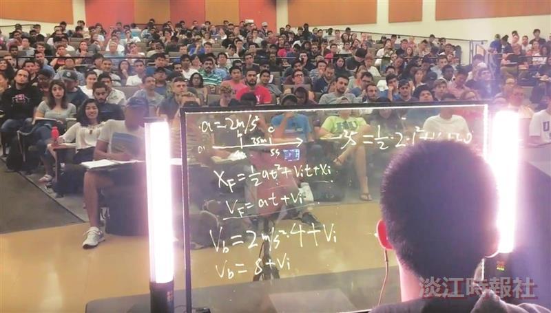 【教學任意門】遠距教學變革 SDSU研發學習鏡