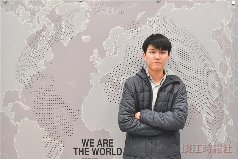 戰略碩二黨以石 海外NGO實習 珍惜臺灣民主