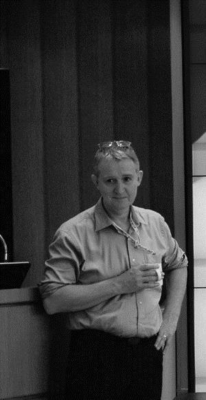 工作坊(A)由澳洲陽光海岸大學馬克斯•巴茲教授帶領。(圖�黃士航)