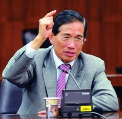 Mr. OU, minister of MOFA, delivered a speech at  TKU on DEC. 1.