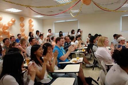 姊妹校WSU來訪 體驗台灣文化