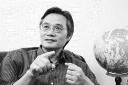 整合戰略與科技中心主任翁明賢(攝影�林奕宏)