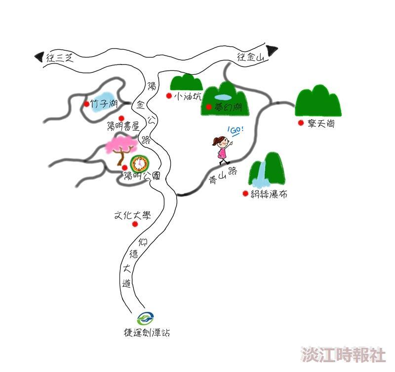 春遊何處去?--竹子湖採芋探春