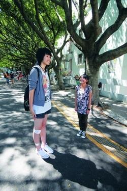 大樹女孩劉美岑:交朋友 身高不是距離