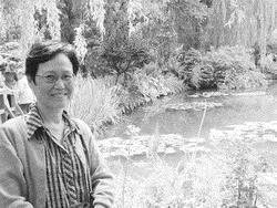 化學系系主任 吳嘉麗