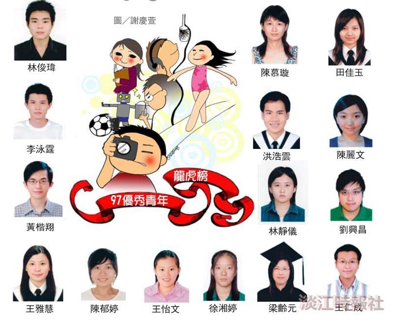 97優秀青年龍虎榜