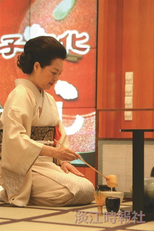 日本茶道的優雅