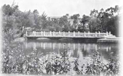 尋訪淡江的故事--牧羊橋