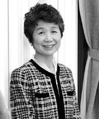 (Prof. Masako Iino)