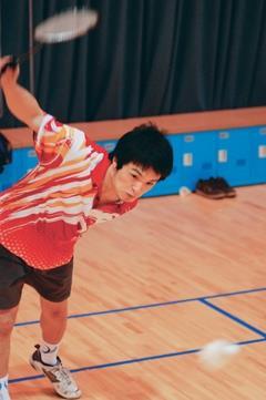劉俊廷談羽球:你會愛上它!