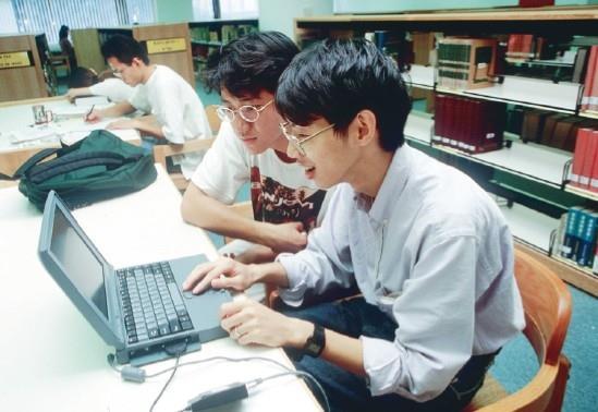 《大學排名國際化》網路校園展現資訊力