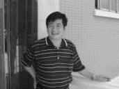 吳榮賜 中文系應屆畢業生  雕刻大師 推甄考取淡江中研所