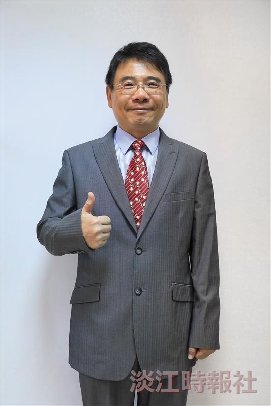 108-1新任一級主管 總務長蕭瑞祥