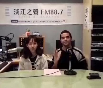 【境外生人物誌】巴拉圭馮雷翔 足球會友學中文
