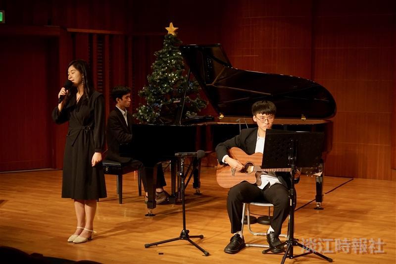 鋼琴社與管樂社期末音樂會