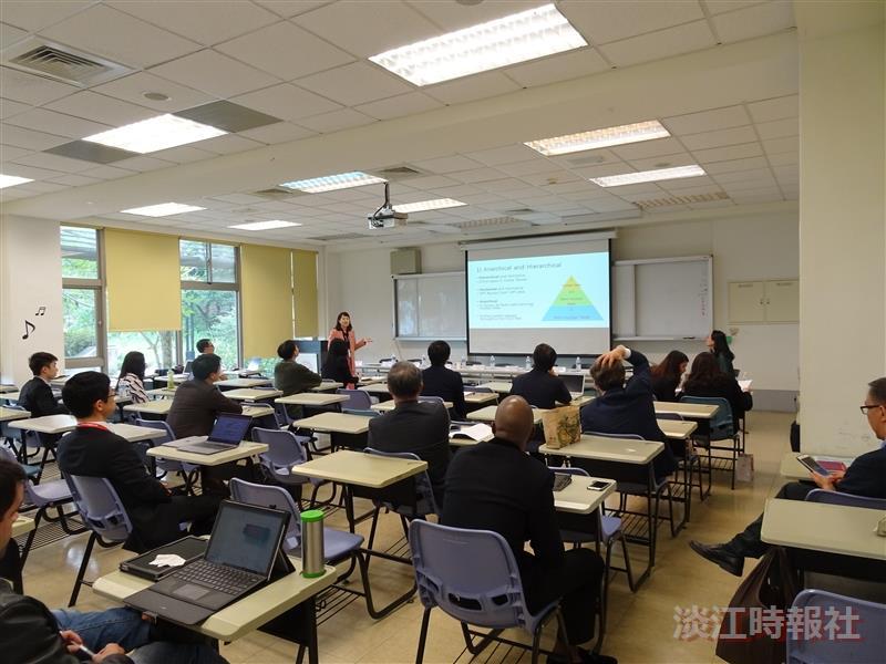 全球政治經濟學系國際學術研討會