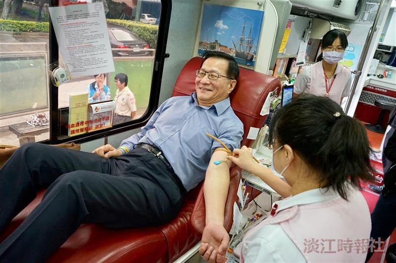 童軍捐血活動