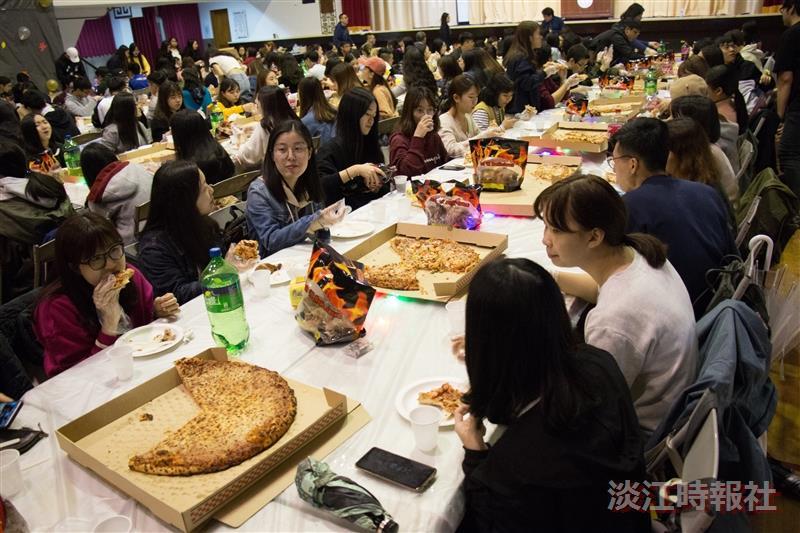 英文系感恩節餐會
