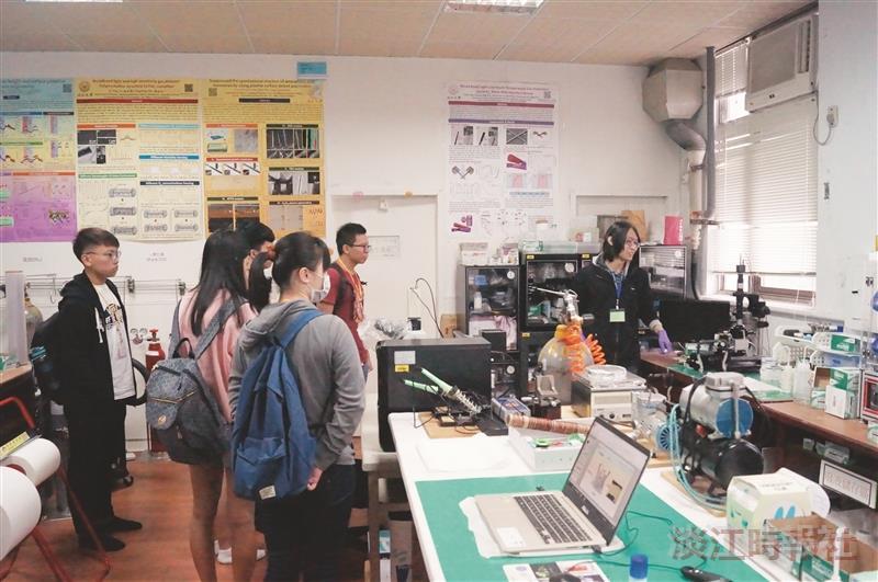 物理系開放日高中生體驗