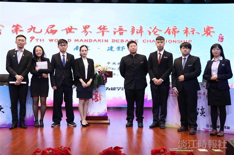 健言社獲世界華語辯論錦標賽分組冠軍,前進8強賽