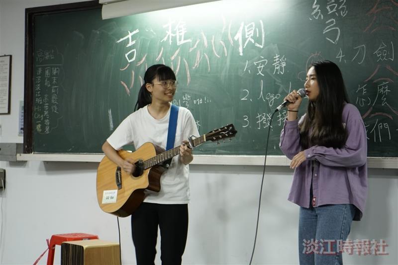 吉他社學員成果展音樂會