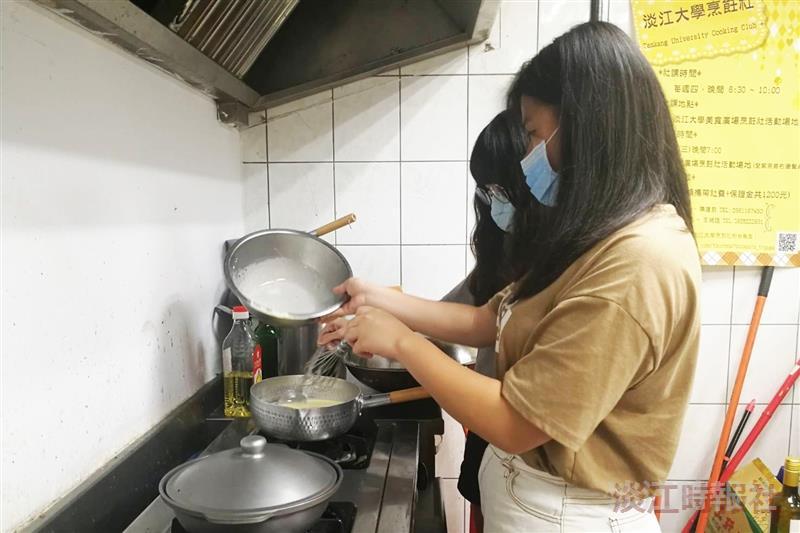 烹飪社6/4成果發表