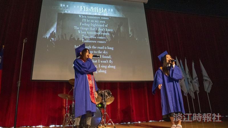 蘭陽校園2020畢業典禮
