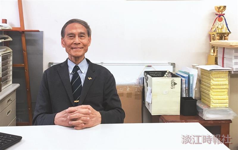 馮朝剛榮任退休同仁聯誼會第三屆理事長