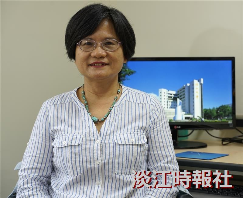 課程所教授陳麗華