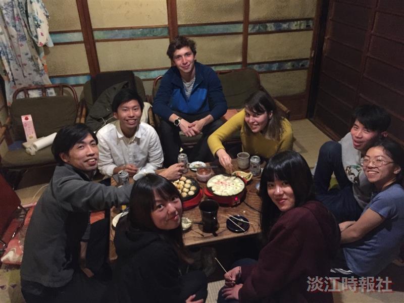 日文系校友何承儒 勇於嘗試在日本挑戰自我