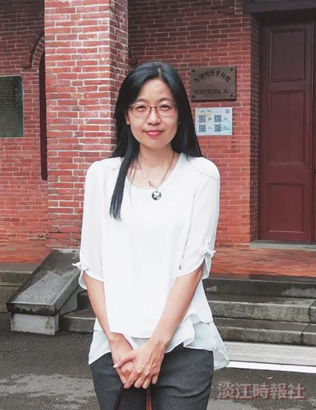 卓爾不群--健保署資訊組副研究員陳孜瑜