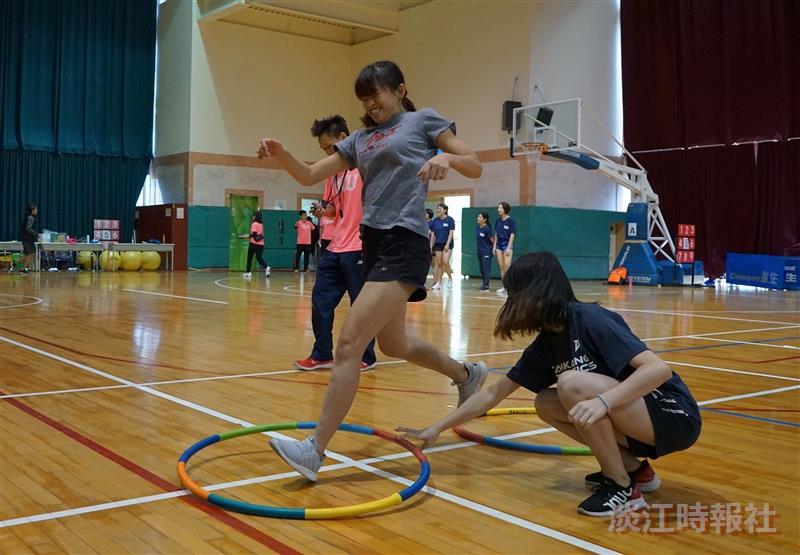 校慶運動會趣味遊戲
