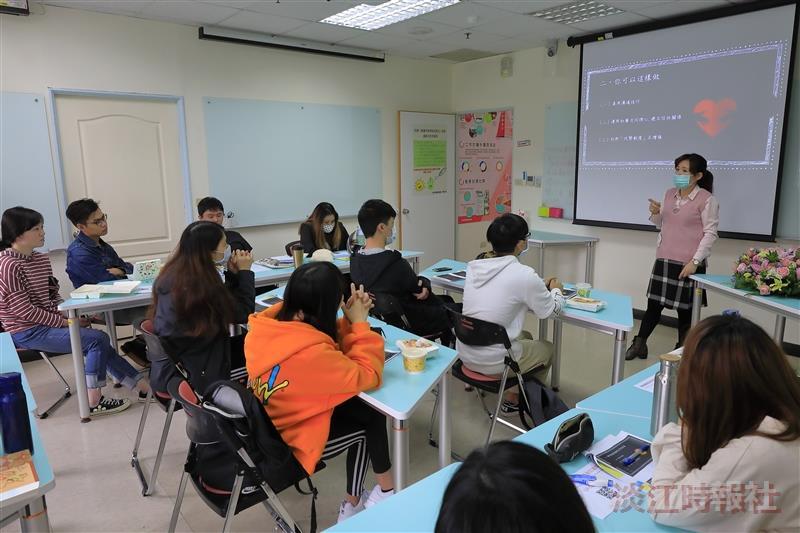 學發組 課業輔導助教研習活動