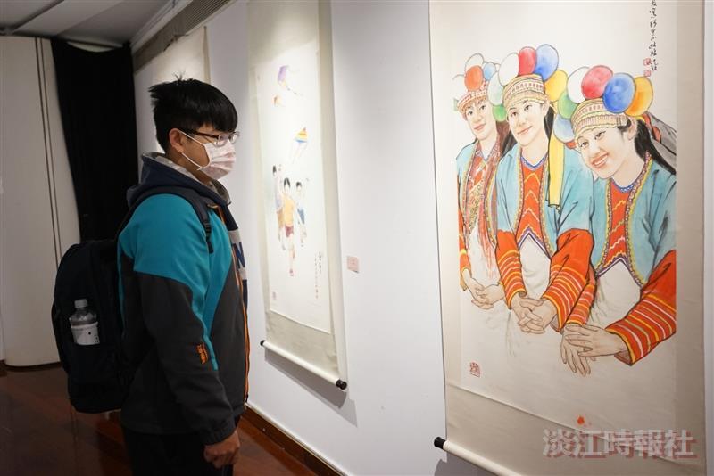 林口畫家聯誼會-會員聯展